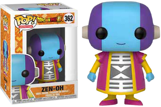 Photo du produit DRAGONBALL SUPER FUNKO POP ZEN-OH EXCLUSIVE