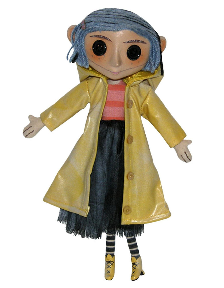 Photo du produit CORALINE REPLIQUE 1/1 CORALINE´S DOLL