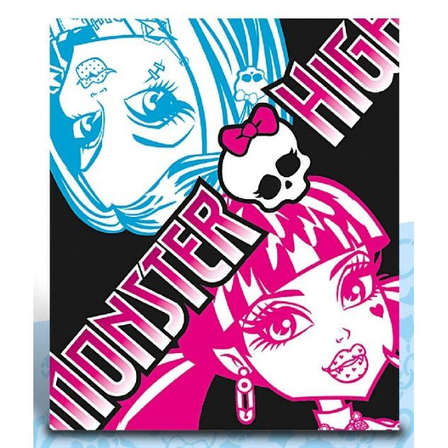 Photo du produit MONSTER HIGH COUVERTURE POLAIRE