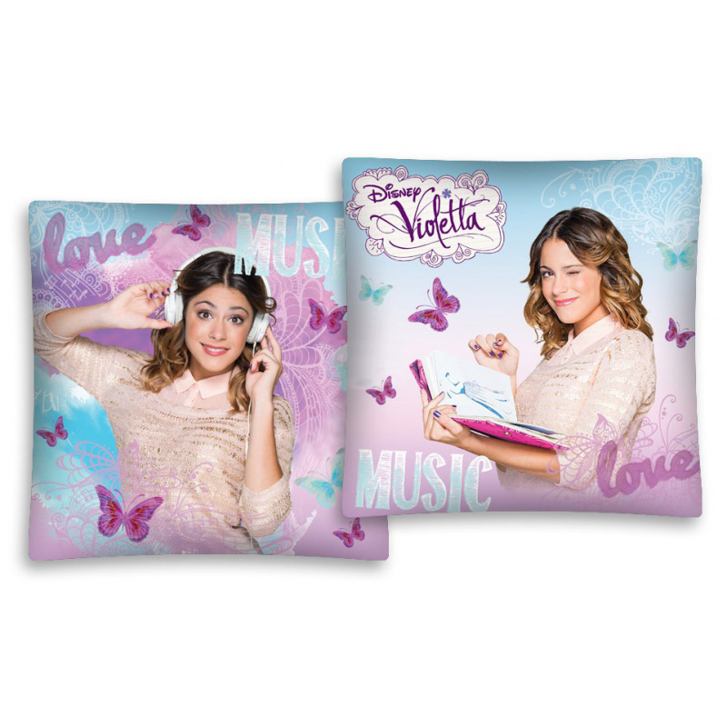 Photo du produit Taie oreiller Disney Violetta