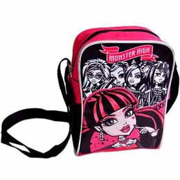 Sac bandoulière Monster High Draculaura