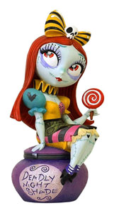 THE WORLD OF MISS MINDY PRESENTS DISNEY STATUETTE SALLY (L'ÉTRANGE NOËL DE MONSIEUR JACK)