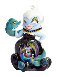 THE WORLD OF MISS MINDY PRESENTS DISNEY STATUETTE URSULA (LA PETITE SIRÈNE)