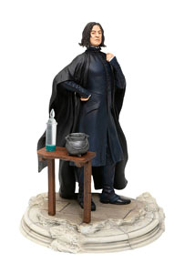 HARRY POTTER STATUETTE SNAPE 24 CM