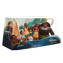 Photo du produit COFFRET 5 FIGURINES DISNEY VAIANA Photo 1