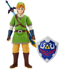 THE LEGEND OF ZELDA SKYWARD SWORD FIGURINE DELUXE BIG FIGS LINK 50 CM