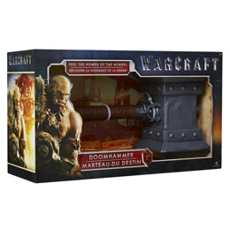 REPLIQUE WARCRAFT MARTEAU DU DESTIN 35 CM
