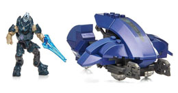 Photo du produit HALO MEGA BLOKS JEU DE CONSTRUCTION COVENANT COMMANDER Photo 1