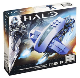 Photo du produit HALO MEGA BLOKS JEU DE CONSTRUCTION COVENANT COMMANDER Photo 2