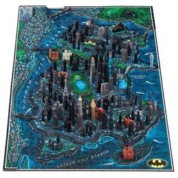 Photo du produit PUZZLE 4D CITYSCAPE BATMAN GOTHAM CITY Photo 1