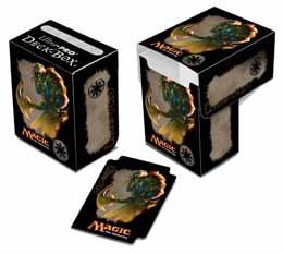 ULTRA PRO DECK BOX MAGIC MANA 4 PLANESWALKERS - AJANI