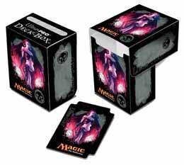 ULTRA PRO DECK BOX MAGIC MANA 4 PLANESWALKERS - LILIANA