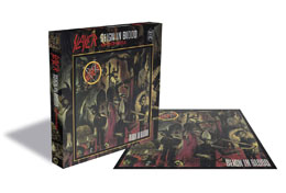 PUZZLE IRON MAIDEN REIGN IN BLOOD 500 PIECES