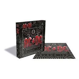 Photo du produit AC/DC ROCK SAWS PUZZLE BLACK ICE (500 PIÈCES) Photo 1