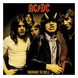 AC/DC ROCK SAWS PUZZLE HIGHWAY TO HELL (500 PIÈCES)