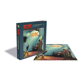 Photo du produit AC/DC ROCK SAWS PUZZLE LET THERE BE ROCK (500 PIÈCES) Photo 1