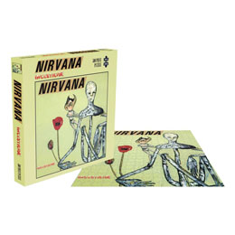 Photo du produit NIRVANA ROCK SAWS PUZZLE INCESTICIDE (500 PIÈCES) Photo 1