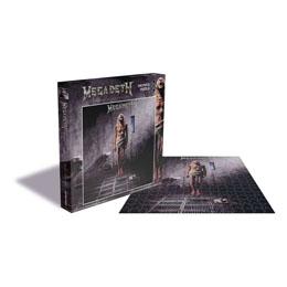 Photo du produit MEGADETH ROCK SAWS PUZZLE COUNTDOWN TO EXTINCTION (500 PIÈCES) Photo 1