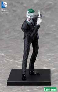 DC COMICS THE NEW 52 ARTFX+ SERIES JOKER 1/10 SCALE STATUE (MODEL KIT) KOTOBUKIYA
