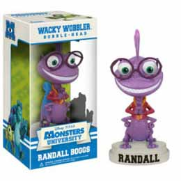 DISNEY MONSTERS UNIVERSITY WACKY WOBBLER RANDALL BOGGS