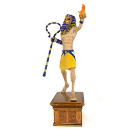 IRON MAIDEN LEGACY OF THE BEAST STATUETTE PVC 1/10 POWERSLAVE EDDIE 30 CM