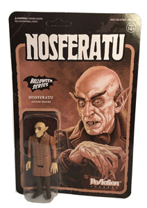 FIGURINE REACTION NOSFERATU SEPIA VERSION 10 CM
