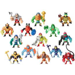 Masters of the Universe présentoir figurines Eternia Minis Wave 1 (18 figurines)