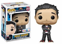 MARVEL FUNKO POP THOR RAGNAROK BRUCE BANNER EXCLUSIVE