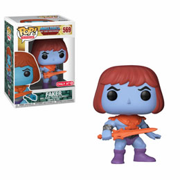 MASTERS OF THE UNIVERSE -  FUNKO POP FAKER (EXCLUSIVE)