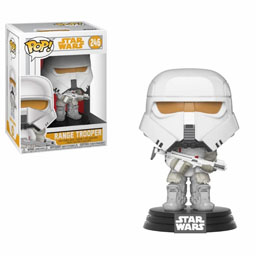 FUNKO POP STAR WARS SOLO BOBBLE HEAD RANGER TROOPER