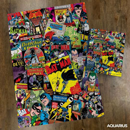 DC COMICS PUZZLE BATMAN COLLAGE (1000 PIÈCES)