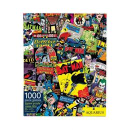 Photo du produit DC COMICS PUZZLE BATMAN COLLAGE (1000 PIÈCES) Photo 1