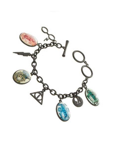 HARRY POTTER BRACELET SYMBOLS