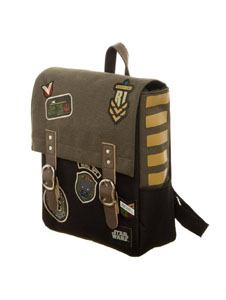 STAR WARS ROGUE ONE SAC A DOS REBEL PATCHES