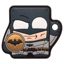 DC COMICS PORTE-CLE FOUNDMI BLUETOOTH BATMAN 4 CM
