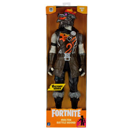 FIGURINE VICTORY SERIES MOLTEN BATTLE HOUND FORTNITE 30CM