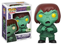 EMERALD CITY COMICON EXCLUSIVES FUNKO POP SCOOBY DOO #203 THE CREEPER