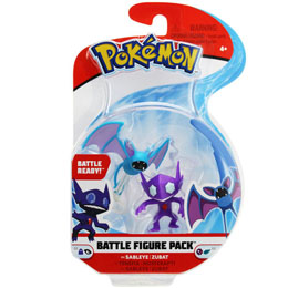 Photo du produit POKEMON SÉRIE 2 ASSORTIMENT PACKS FIGURINES BATTLE 5-7 CM Photo 1