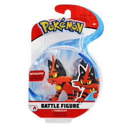 Photo du produit POKEMON SÉRIE 2 ASSORTIMENT PACKS FIGURINES BATTLE 5-7 CM Photo 4