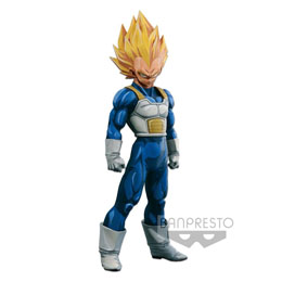 Photo du produit FIGURINE DRAGONBALL Z SUPER MASTER STARS PIECE VEGETA MANGA DIMENSIONS