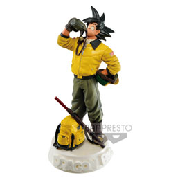 FIGURINE DRAGONBALL Z SCULTURES SON GOKU SPECIAL COLOR VERSION