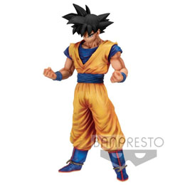 DBZ RESOLUTION OF SOLDIERS GRANDISTA SON GOKU 28CM