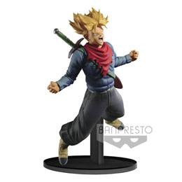 FIGURINE DRAGONBALL Z BWFC VOL. 6 TRUNKS BY SALVADOR GOMES