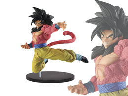 FIGURINE DBZ SON GOKU FES!! VOL 6 SUPER SAIYAN 4 SON GOKU