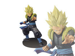 FIGURINE DBZ DXF SUPER DRAGON BALL HEROES 7TH ANNIV VOL 3 GOGETA XENO