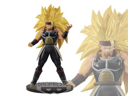 FIGURINE DBZ DXF SUPER DRAGON BALL HEROES 7TH ANNIV VOL 3 BARDOCK XENO