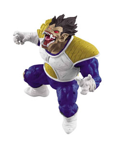 Photo du produit BANPRESTO FIGURINE DRAGONBALL Z CREATOR X CREATOR GREAT APE VEGETA 13 CM