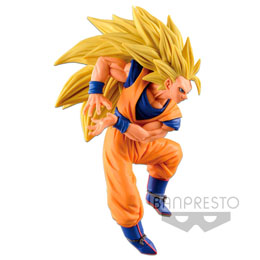 FIGURINE BANPRESTO DRAGON BALL SUPER SCULTURES BIG BUDOUKAI 6 VOL.6 13CM