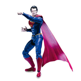 Photo du produit FIGURINE MODEL KIT SUPERMAN MAN OF STEEL DC COMICS Photo 1