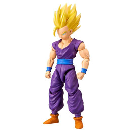 FIGURINE BANDAI DELUXE SUPER SAIYAN 2 GOHAN DRAGON BALL SUPER